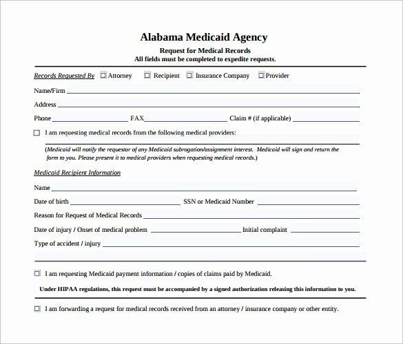 Insurance Companies Requesting Medical Records