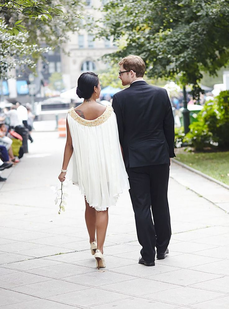 What no one told me about getting married at City Hall