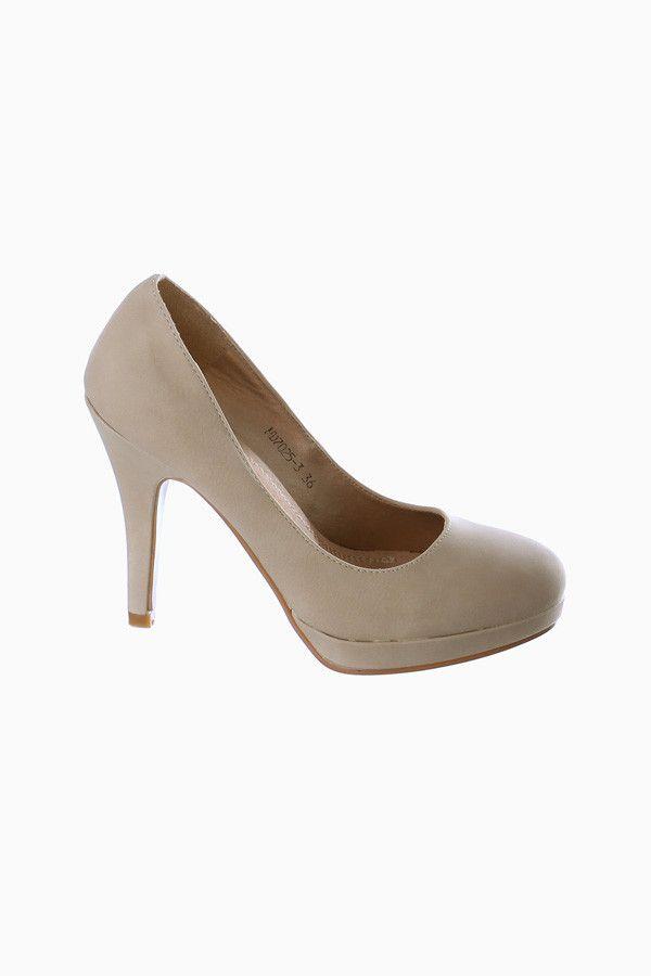 669b6c8a07b6 Dámské lodičky na vysokém podpatku - koupit online na Glara.cz  glara   fashion  boty  dámskéboty  damskeboty  lodičky  lodicky