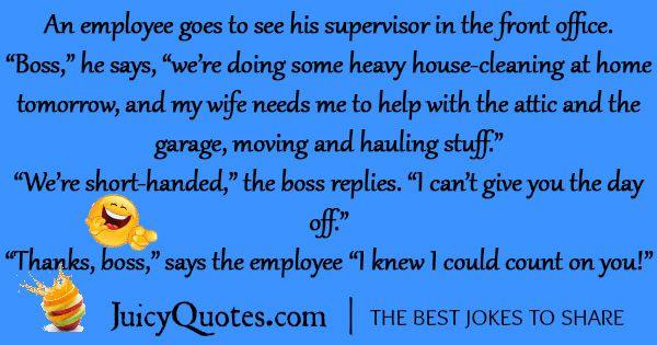Funny Office Joke - 10