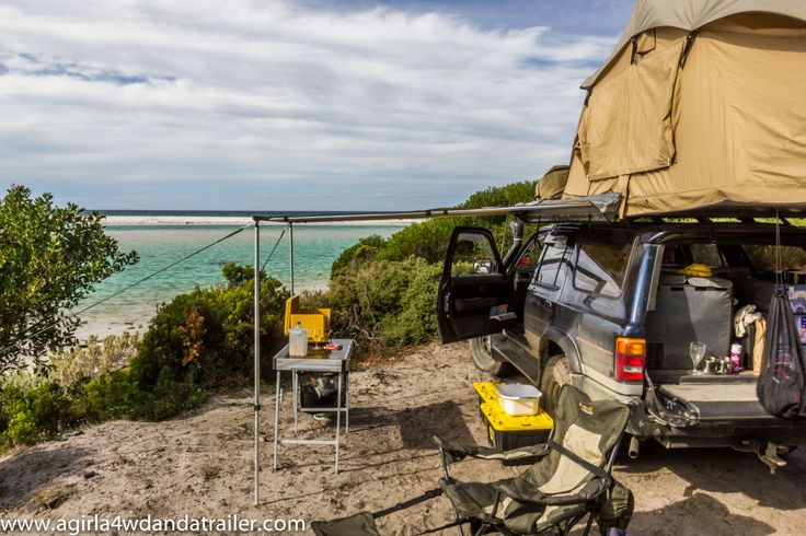An amazing campsite, Policeman's Point, Bay of Fires