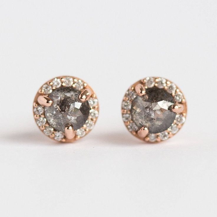 kaystore ct gold earrings round cut tw diamond en kay white mv zm to zoom hover