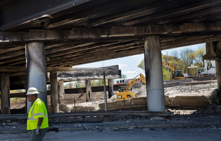 Trumps Great National Infrastructure Program? Stalled