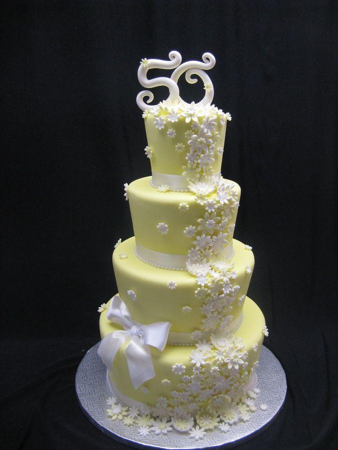 yellow daisies — Birthday Cake | Birthday Fun | Pinterest