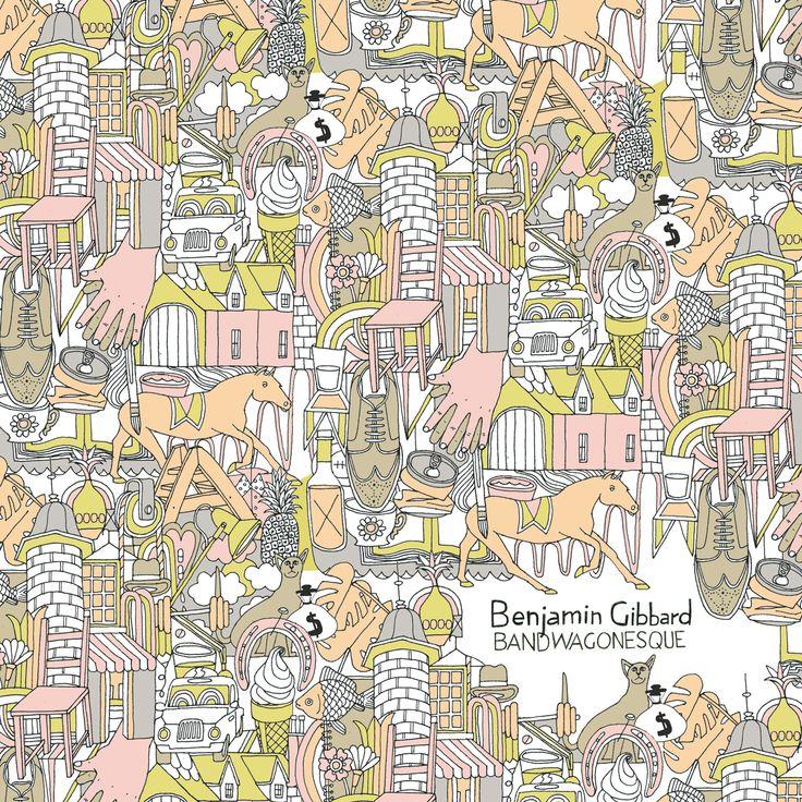 """sighing jangle-pop""  Stream Ben Gibbard's Full-Length Cover Of Teenage Fanclub's Bandwagonesque"