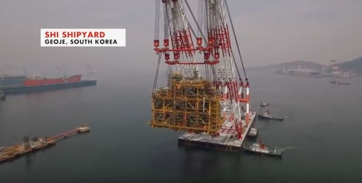 Prelude FLNG: World's Largest Floating Object Nearing Completion – VIDEO