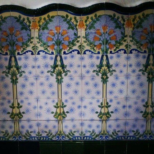 Modernist tiles