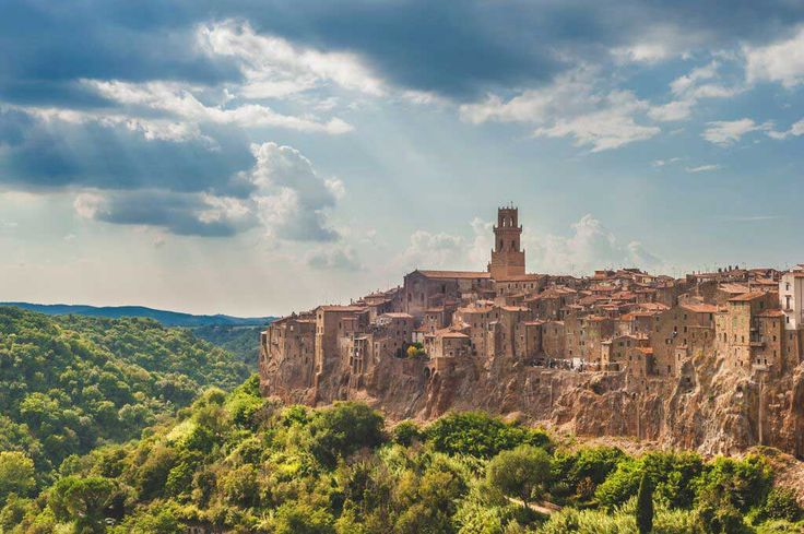 Pitigliano Photography by Jarek Pawlak, our extraordinary Photography Instructor for this workshop.
