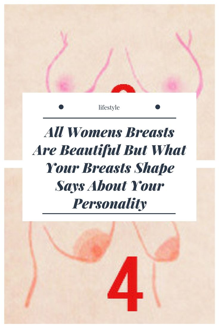 Beautiful breast shapes images