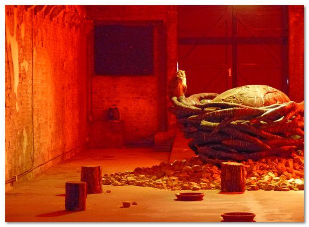 11 oehoe's worden gebruikt in de naam van kunst.
