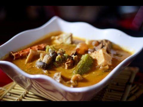How to Make Ghanaian Light Soup - YouTube