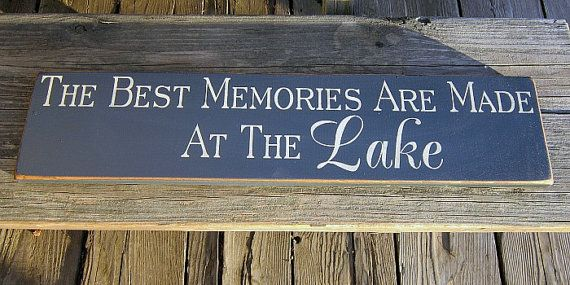 Lake House Memories