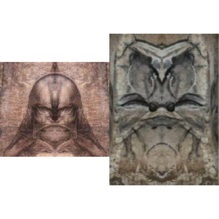 faces are mirror images. The one on the left is from Leonardo Da Vinci ... Da Vinci Paintings Mirrored