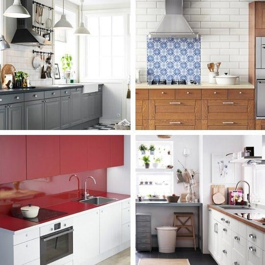 Applad Doors Ikea Kitchen: Top 25+ Best Ikea Kitchen Cabinets Ideas On Pinterest