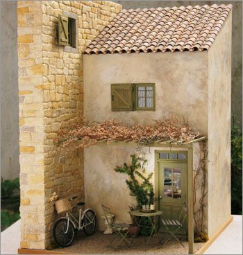 ♡ ♡  Provence de viento: Miniatura obras [Kojima Takao]