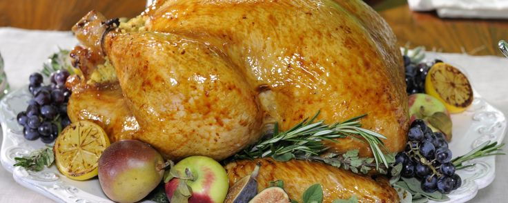 """Courtesy of Michael Symon's """"Live to Cook,"""" this recipe will ensure your Thanksgiving turkey will be perfect!"""
