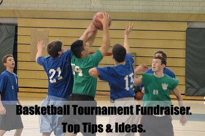 Learn how to run a successful Basketball Tournament Fundraiser...   www.rewarding-fundraising-ideas.com/basketball-tournament-fundraiser.html  (Photo by Max Koo / Flickr) #Fundraising