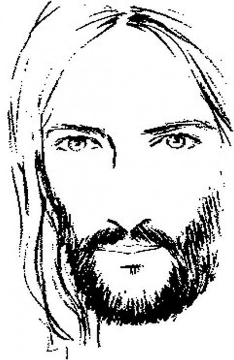 Imágenes Del Rostro De Jesucristo En Blanco Y Negro Para Whatsapp