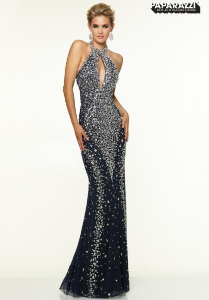 Halter Top Evening Dresses