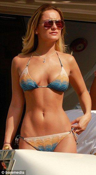 Answer, matchless sam faiers bikini body right! So