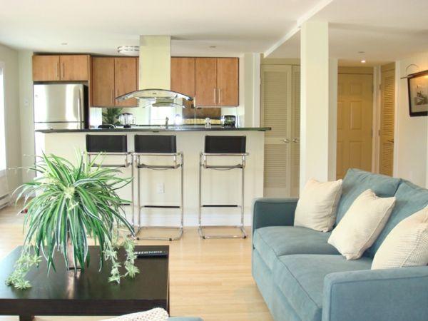 Wohnliche Kuche Aus Holz Einrichten Schickes Wohnerlebnis Wohnzimmer Design Wohnen Und Wohnkuche