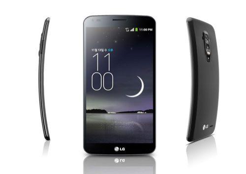 Ponsel Cerdas Bodi Lengkung Pertama Di Dunia. LG G Flex. Jika anda ingin tahu apa saja spesifikasi yang dibawanya dan anda ingin mengetahui berapa harganya. Silahkan :)