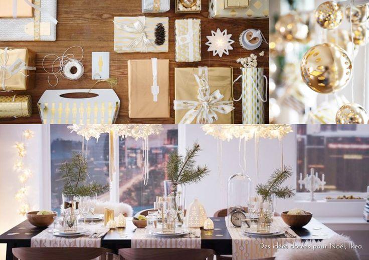 77 best moment tables de no l images on pinterest christmas tabletop christmas decor and. Black Bedroom Furniture Sets. Home Design Ideas