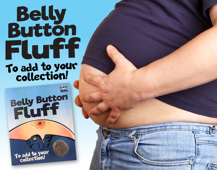 Belly Button Fluff! To add to your collection! Secret Santa gift from HahaGifts! https://www.haha-gifts.com #badsanta #secretsanta