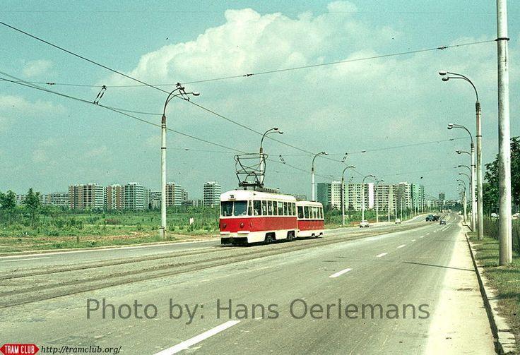 TRAM CLUB ROMANIA :: Vizualizare subiect - Fotografii facute de Hans Oerlemans in 1973 si 1980
