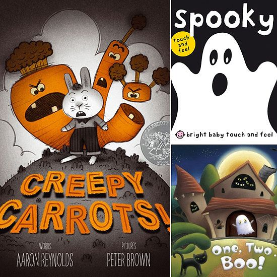 All Hallows' Eve is fast approaching. Get your kiddos into the Halloween spirit with these 21 not-so-spooky books that will help babies and tots get in the mood.