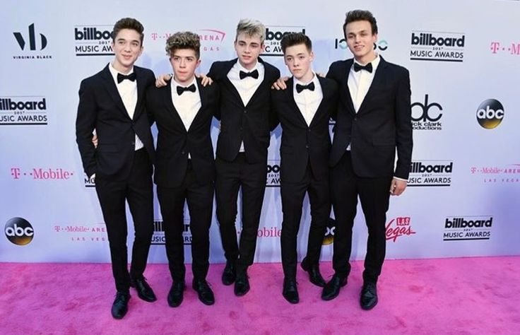 Killing it at the BILLBOARD Music Awards!!! -WHY DON'T WE -congratulations!