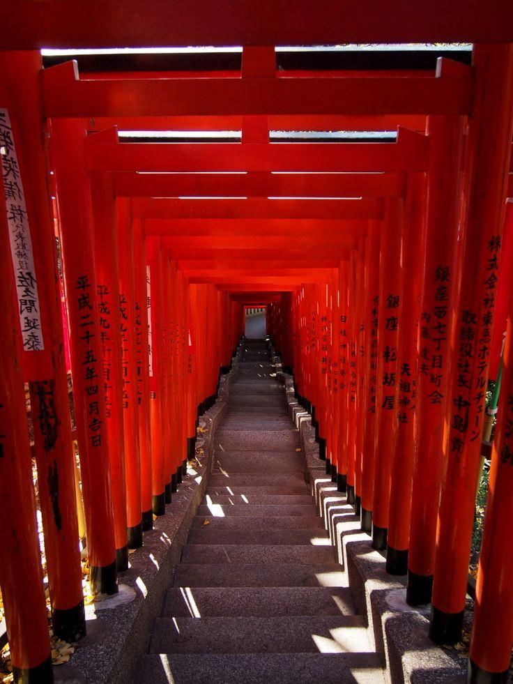 赤坂 日枝神社 / Hie Shine,Akasaka,Tokyo,Japan