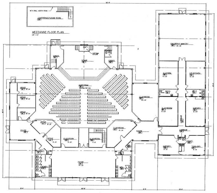 church building plans church plan 150 lth steel structures - Church Building Design Ideas
