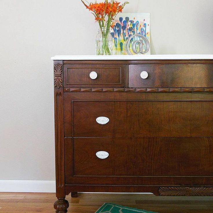 Best 25 Dark wood dresser ideas on Pinterest Painted bedroom