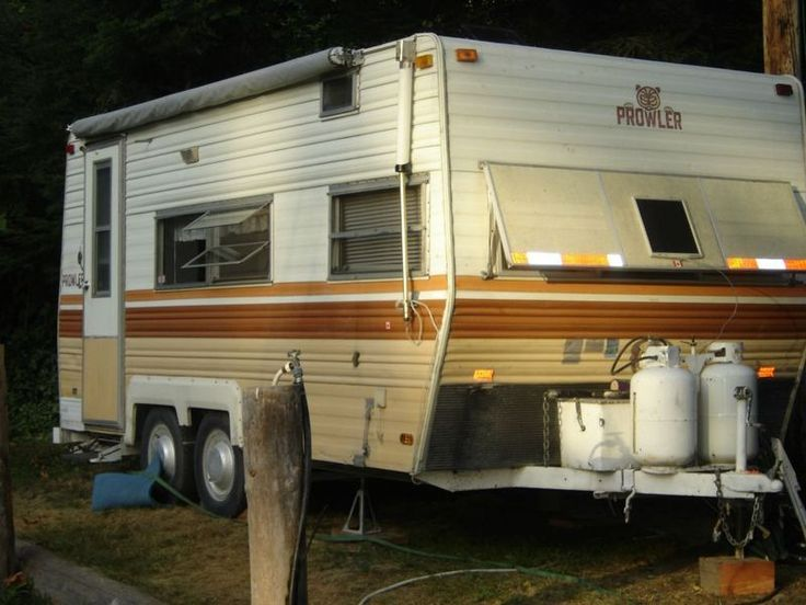 Kijiji 1978 19 Ft Prowler Trailer Everything Works