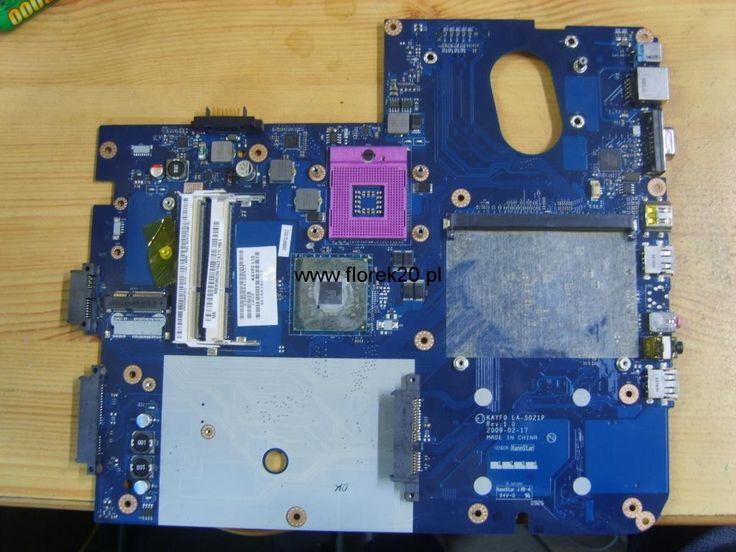 Płyta główna PACKARD BELL LJ67 LA-5021P