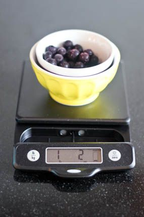 OXO Food Scale review & giveaway