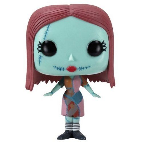 Figurine Sally (L'Etrange Noël de Monsieur Jack) - Figurine Funko Pop http://figurinepop.com/sally-the-nightmare-before-christmas-funko