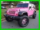 Pink jeep wrangler for sale - Yakaz Cars
