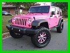 Pink jeep wrangler for sale - Yakaz Cars