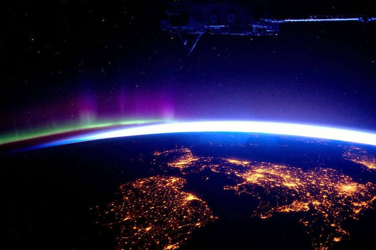 Great Britain and the Northern Lights