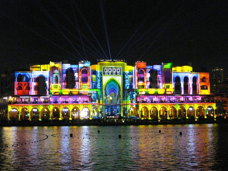 The Light Festival, Dubai