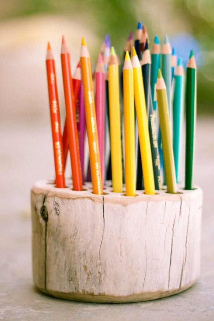 Van een oude boomstronk maak je prachtige dingen! Bekijk deze unieke maar eenvoudige DIY voorbeelden maar eens! - Zelfmaak ideetjes