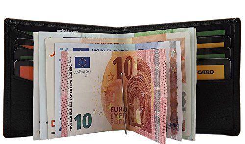 geldklammer mit münzfach