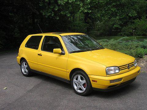 1998 VOLKSWAGEN GTI VR6 REPAIR MANUAL