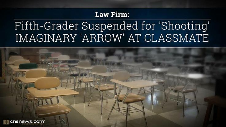Part of being a kid is playing with imaginary bows, arrows, and guns. Schools need to keep kids safe, but also apply some COMMON-SENSE to their policies.  Read More: http://www.cnsnews.com/mrctv-blog/craig-bannister/law-firm-fifth-grader-suspended-shooting-imaginary-arrow-classmate  Repin if you agree!
