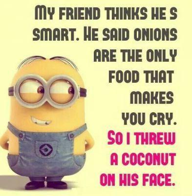 Top 30 Funny Minions Picture Quotes #Funny #minion