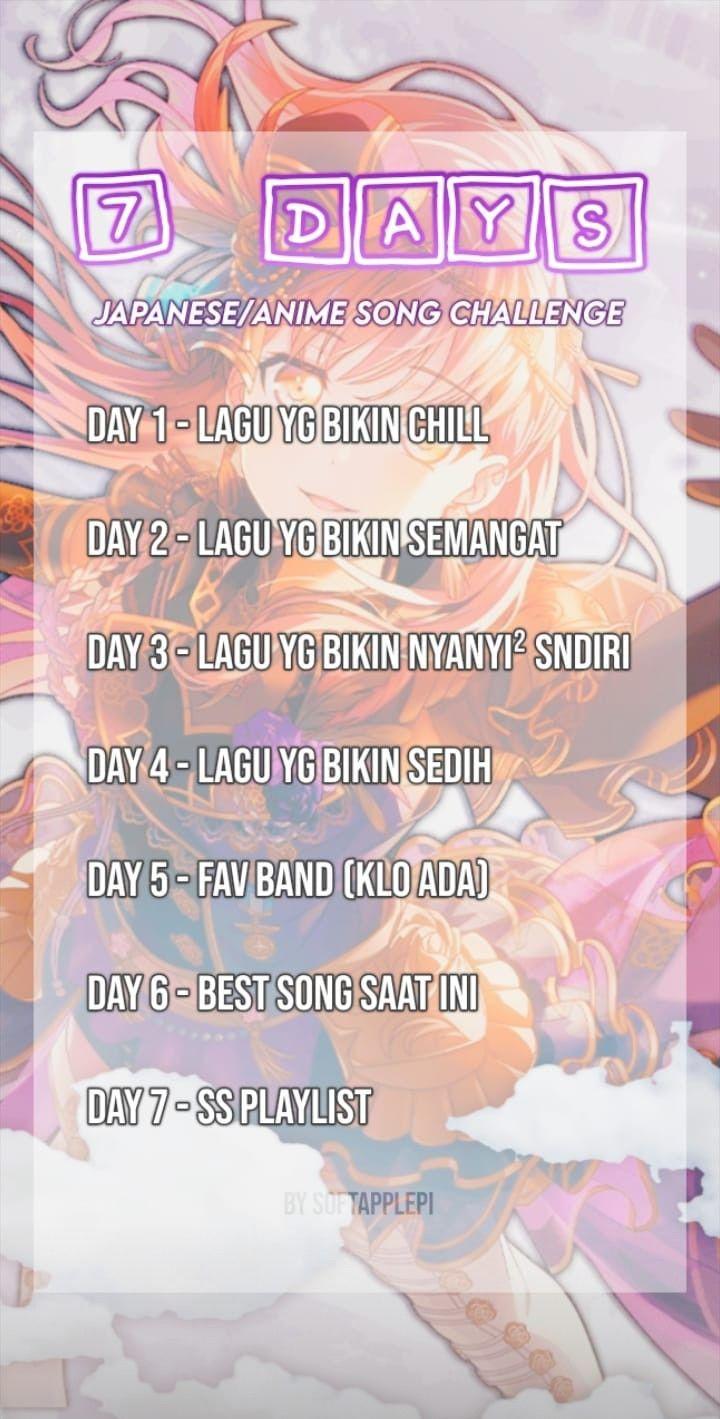 Lagu Anime Sedih : anime, sedih, Elsa🌷, Template, Lagu,, Bernyanyi,, Sedih