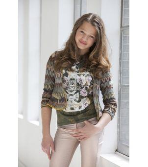 Geisha jeans . Fashion for girls www.koflo.nl. Meisjeskleding.