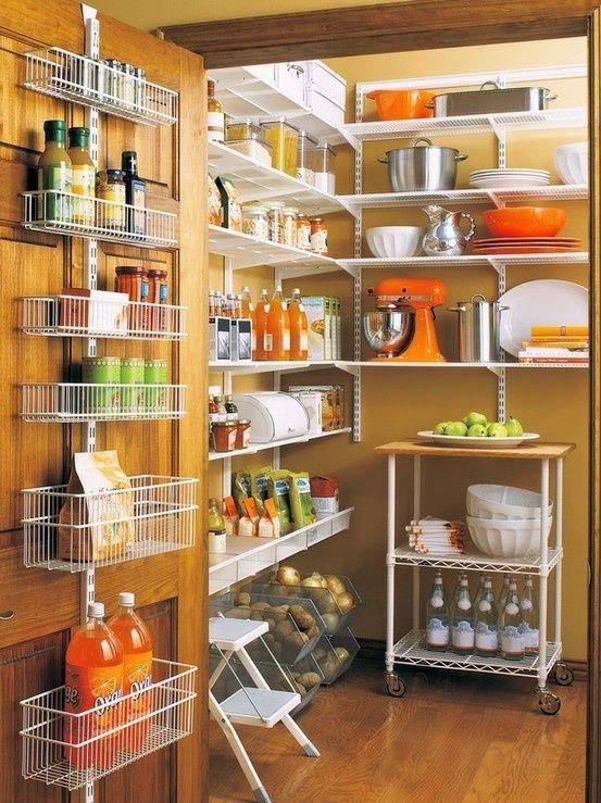 55 Desain Rak Dapur Minimalis dan Gantung | Desainrumahnya.com